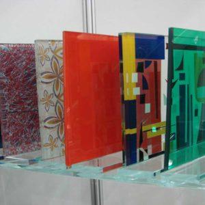 Интерьерное стекло